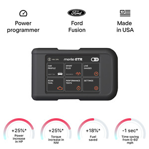 Ford Fusion Smart Tuning Chip Power Programmer Performance Race Tuner Obd2