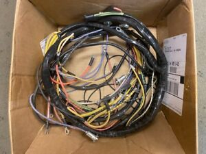 1953 Ford Car Main Wiring Harness Brand New As Original