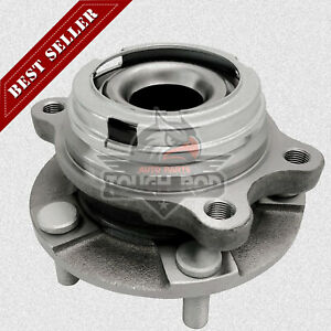 Front Left Or Right Wheel Hub And Bearing Assembly For Nissan Altima 07 12 2 5l