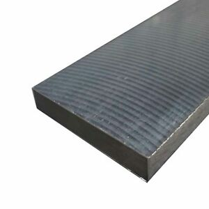 420 Stainless Steel Rectangle Bar 3 X 3 1 2 X 12