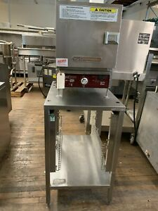 southbend R 2 Hd Commercial nsf 220v 3 Phase Steamer Oven W stand