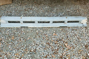 1956 1990 Ford Cab Over Engine Coe Original Big Truck Lower Grill Valance Panel
