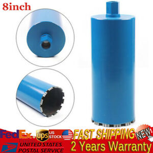 Diamond Wet Core Drill Bit For Reinforced Concrete Hard Material Marble 450mm