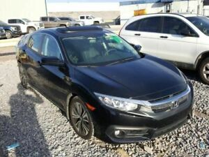 Turbo Supercharger 1 5l Coupe Ex Fits 16 17 Civic 3590473