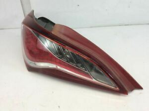 13 16 Hyundai Genesis Coupe Trunk Lid Left Tail Light Lamp Taillight Z