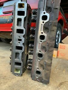 93 97 Ford Mustang Gt40 Iron 3 Bar Ford Racing Cylinder Heads 302 Cobra Gt 5 0