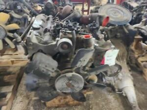Engine Assembly 7 3l Vin F Diesel Fits 1996 Ford F250 741232