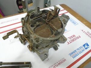 1970 Cadillac 472ci Or 500ci Carburetor Rochester Quadrajet No 7040230 2669