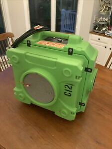 Servpro Dri eaz Defendair Hepa 500 Air Scrubber Purifier Model F284 sp