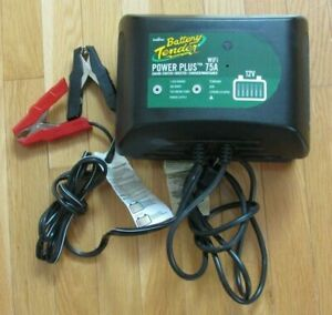 Battery Tender Power Plus Starter Charger Booster Maintainer 75a 75 Amp Wifi Agm