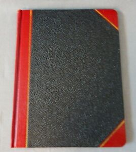 Vintage Standard Boorum Pease Standard Blank Book 21 152 Pages Unused