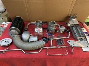 Complete Judson Supercharger Kit For Corvair Refurbished