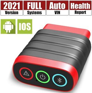 Thinkdiag Mini Car Obd2 Scanner Bluetooth All System Abs Srs Tpms Immo Oil Reset