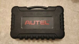 Autel Maxisys Vehicle Diagnostic Tablet And Scan Tool Kit Ms906 Barley Used