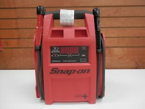 Snap On Tools Eejp600v24 12 24v Heavy Duty Engine Starter Jump Box Jump Pack