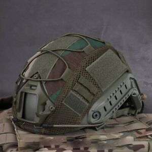 OneTigris Tactical Helmet Multicam Cover For XL Ops Core FAST PJ Airsoft Helmets $14.49