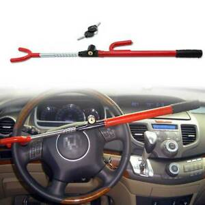 Anti theft Car Steering Wheel Lock Security System Van Car Suv Truck