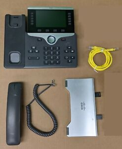 Cisco Cp 8851 k9 Ip Phone 8851 With Power Adapter