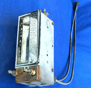 Vintage Mopar Radio Control Head Dodge Chrysler 1940 s 1941 1947 1948 1949 802