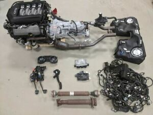 2014 Mustang Gt 5 0 Coyote Engine Liftout Manual Mt82 Trans 20k Miles Video