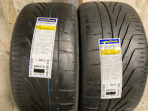 2 New 265 40 19 Goodyear Eagle F1 Supercar G2 Right Left Side Tires