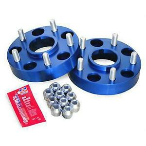 Spidertrax Offroad Wheel Spacers Anodized Blue Whs006