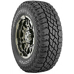 4 New Lt295 55r20 10 Cooper Discoverer S t Maxx 10 Ply Tire 2955520