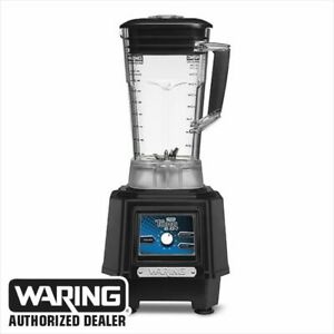 Waring Tbb175p6 Torq 2 0 2hp Blender Touchpad And Dial 64 Oz 120v Full Warranty