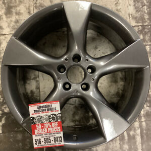 Mercedes Cls550 2012 2013 85217 Aluminum Oem Wheel Rim 19 X 9 5 Rear