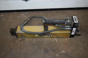 Hurst Jaws Of Life Hydraulic Ram Fire Rescue Tool