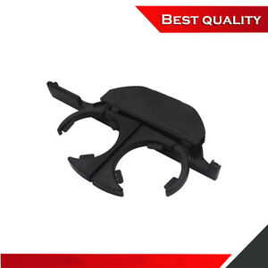 Front Folding Car Console Drink Cup Holder Fit For Bmw Black 51168190205