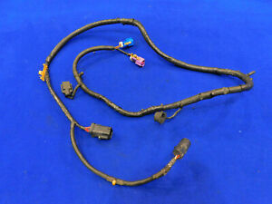 98 Ford Mustang 4 6l Gt Manual T45 Transmission Wiring Harness Oem E13
