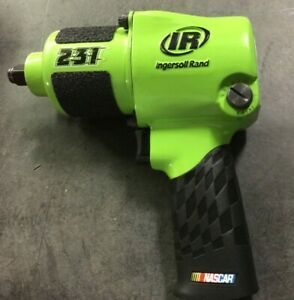 Ingersoll Rand 231r g 1 2 Dr Green Nascar Impactool Limited Edition