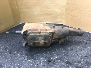 Chevrolet Saginaw 3 Speed Transmission Good Condition