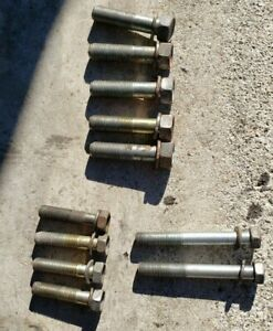 92 99 Toyota Supra R154 Lexus Sc300 5 Speed Manual Automatic Transmission Bolts