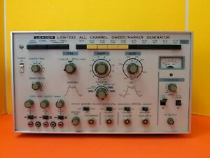 Leader Lsw 333 All Channel Sweep Marker Generator