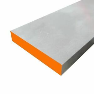 S7 Tool Steel Precision Flat Ground Oversized 0 125 X 0 500 X 19