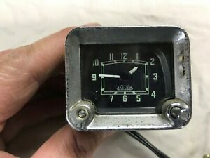 1958 Mg Magnette Dash Clock rare