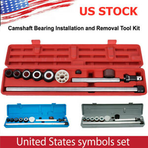 Universal Engine Camshaft Cam Bearing Installation Insert And Removal Tools