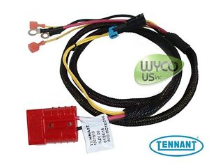 1037813 Harness Wire Assy Charger On board Tennant T3 Floor Scrubbers 3b9