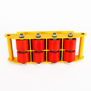 12t Industrial Mover Appliance 360 Rotation Dolly Skate Roller Machinery Mover