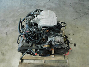 98 1998 Ford Mustang 3 8l V6 Engine Motor Assembly Good Used Take Out H85
