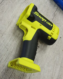 Snap On Yellow Replacement Body Shell Cordless Impact Wrench Ct8850 1 2 Drive