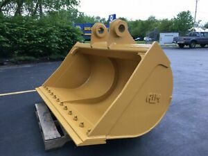 New 72 Ditch Bucket For A Caterpillar 324 W Cb Linkage
