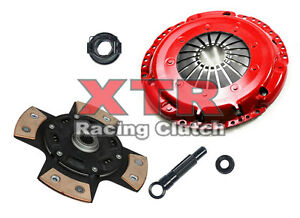 Xtr Stage 4 Clutch Pro kit For 1990 Chrysler Lebaron 2 2l 2 5l Turbo 3 0l V6
