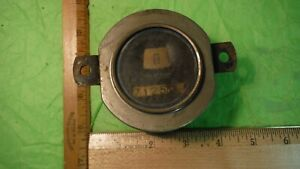 Ba06 Antique Model A Ford Speedometer Waltham 1928 31 Roadster Tudor Coupe 31