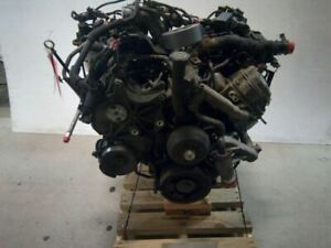 Engine 6 6l Turbo Diesel From 2003 Chevy Silverado 3500 Pickup 219k 5958086