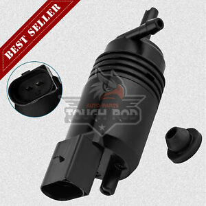 New Windshield Washer Pump For Buick Lacrosse Cadillac Ct6 Xt4 Xt5 Gmc Sierra
