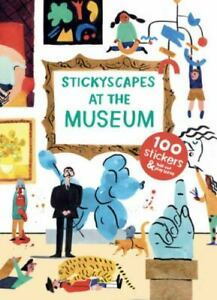 Stickyscapes at the Museum Magma for Laurence King by Junger Laura Paperbac $5.59