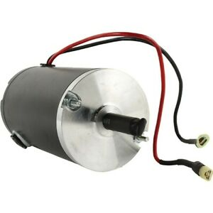 New Spinner Motor For Fisher Poly Caster 1 2 Shaft 50092 78300 421306 78300am